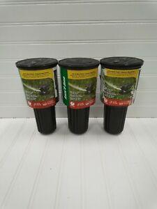 Rain Bird Mini-Paw Pop-Up Impact Rotor Sprinkler LOT OF 3