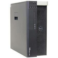 Dell Workstation Precision T3610 QC Xeon E5-1603 2,8GHz 16GB 500GB SSD