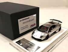 1/43 D&G MS Davis & Giovanni LB Widebody Murcielago Performance Chrome