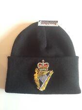 Royal Irish Regiment - British Army Units - Woolly Turn Up Hat / Woolly Beanie