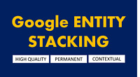 Advanced SEO Backlinks - Google Entity Stacking Service