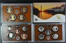 2013 S U.S. Mint Clad PROOF Set(14)Coins with Native American and Quarters