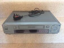 Sony Slv SF90 grabador de VHS * BUENAS condiciones * Video Plus VCR