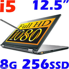 LENOVO ThinkPad Yoga Core i5 8G 256G-SSD 12.5""