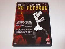 Doug Stanhope - No Refunds - GENUINE UK (Region 0) DVD - EXCELLENT CONDITION
