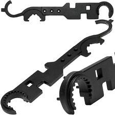 NcStar TARW Heavy Duty Steel AR15/M4/M16 Armorers Barrel Wrench Combo Multi Tool