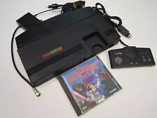 Turbografx 16 System Console Controller Bundle w/ Keith Courage & Controller