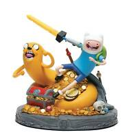 Mondo Tees Adventure Time Jake & Finn Statue* BRAND NEW* FREE US SHIPPING*