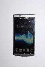 Sony Ericsson Xperia Arc LT15i - 1GB - Misty Silver (Ohne Simlock) Smartphone