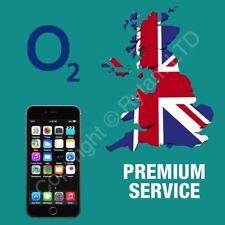 Unlocking For O2 UK / TESCO Apple iPhone 6S 6 SE 5S 5C 5 4S 4 - PREMIUM SERVICE