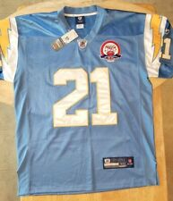Authentic 2010 Reebok San Diego Chargers L. Tomlinson #21 Football Jersey Sz 48