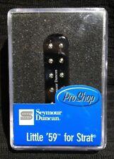 Seymour Duncan Little 59 for Strat Neck Black SL59-1N 11205-21-b