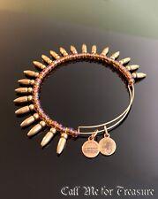 Spike bead bracelet New Alex and Ani Rafaelian Gold