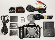 Panasonic LUMIX DMC-GH2 16.0MP Digital Camera - Body Only
