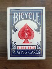 Bicycle Playing Cards - Rider Back