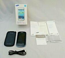Samsung Galaxy S III Mini GT-I8190 - 8GB - Pebble Blue (O2) Smartphone