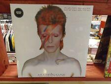 David Bowie Aladdin Sane LP NEW 180g gatefold vinyl