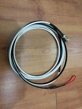 Antena bibanda VHF UHF para emergencias/portable alta ganancia fácil transporte
