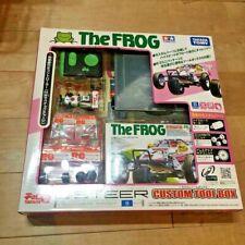 TAMIYA Choro Q Q-STEER The Frog Mini RC Car Custom Tool Box Very Rare NEW