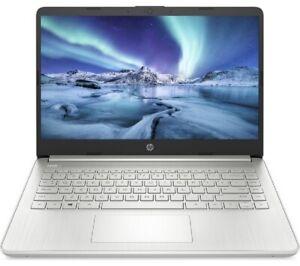 """HP 14s-DQ1504SA 14"""" Intel i5-1035G1 upto 3.6GHz 256GB SSD 8GB RAM Laptop - Win10"""