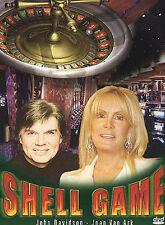 Shell Game DVD John Davidson Joan Van Ark UNOPENED