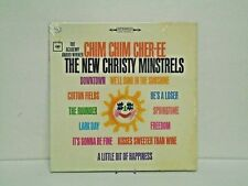 "1960's LP The New Christy Minstrels ""Chim Chim Cher-ee"" Columbia CS9169"