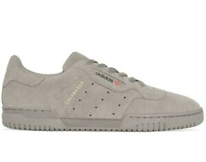 """DS Adidas Yeezy Powerphase Calabasas """"Simple Brown"""" FV6129 size 12"""
