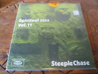 VARIOUS Spiritual Jazz 11 STEEPLECHASE 2XLP JAZZMAN new sealed vinyl record jazz