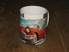 Revell 1957 T Bird Thunderbird Box Art MUG