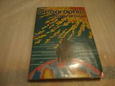 LIVRE - GEOGRAPHIE - du temps présent  - Collection Grehg / seconde