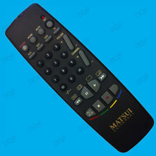 Matsui, URC-40, 4 in 1 Universal Remote Control, TV, Satellite, VCR, AUX