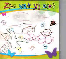 2 Force-Zien Wat Jij Niet Ziet cd single