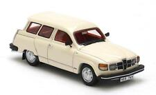 """Saab 95 GL """"White"""" 1979 (Neo Scale 1:43 / 43765)"""