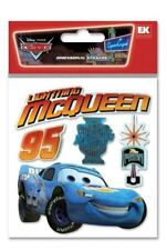 Disney LIGHTNING MCQUEEN 3d Scrapbook Stickers