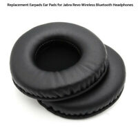 2 Replacement Earpads Ear Pads for Jabra Revo Wireless Bluetooth Headphones HI