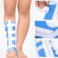Medical Foot Ankle Walking Support Splint Brace Boot Strap Sprain Pain Relief