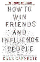 How to Win Friends & Influence People (Paperback, 2016) Free Shipping
