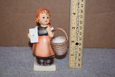 "Goebel Hummel Vintage Figurine ""Meditation"" Hum #13 2/0 Tmk5 No Box"
