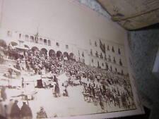 1885.photographie place gouvernement.Bolivie.Cordiglia