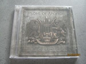 sons of apollo : psychotic symphony. (metal)