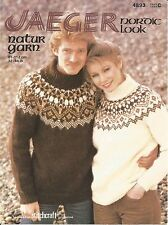 Jaeger Sweaters/Clothes Crocheting & Knitting Supplies