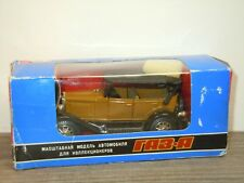 GAZ A Oldtimer - made in USSR A3-A 1:43 in Box *33938