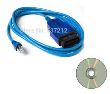 23.4 V50.3 Data Cable ENET Ethernet to OBD Interface E-SYS ICOM Coding