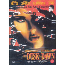 From Dusk Till Dawn(DVD,All,New)George Clooney,Quentin Tarantino,RobertRodriguez