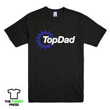 Top Gear R.I.P Best Car Show Motoring Design Heavyweight Grey T-Shirt