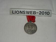 Medaille - Ludwig II - König von Bayern 1845 - 1886 - Orden am Band