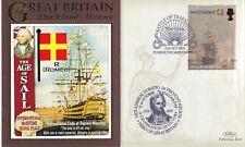 21 OCTOBER 2012 R ROMEO SIGNAL FLAGS TRAFALGAR DAY BENHAM LE COVER