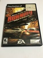 Burnout: Revenge (Sony PlayStation 2, 2005) - PS2 Complete