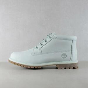 Womens Timberland EK Nellie Chukka WP Green Boots (NBF1) RRP £119.99