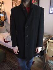 Adolfo wool pea coat, men's size m, made in Brazil
